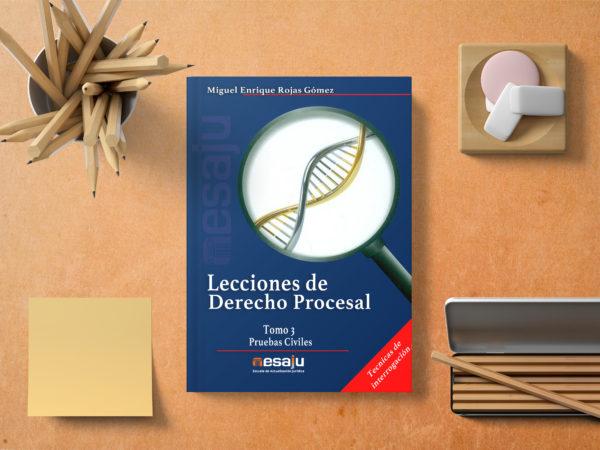 Lecciones de derecho procesal tomo 3 esaju for Almacen de derecho