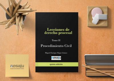 Lecciones de derecho procesal tomo II
